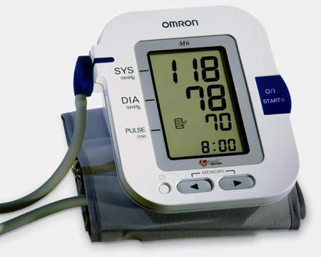 machine to check blood pressure
